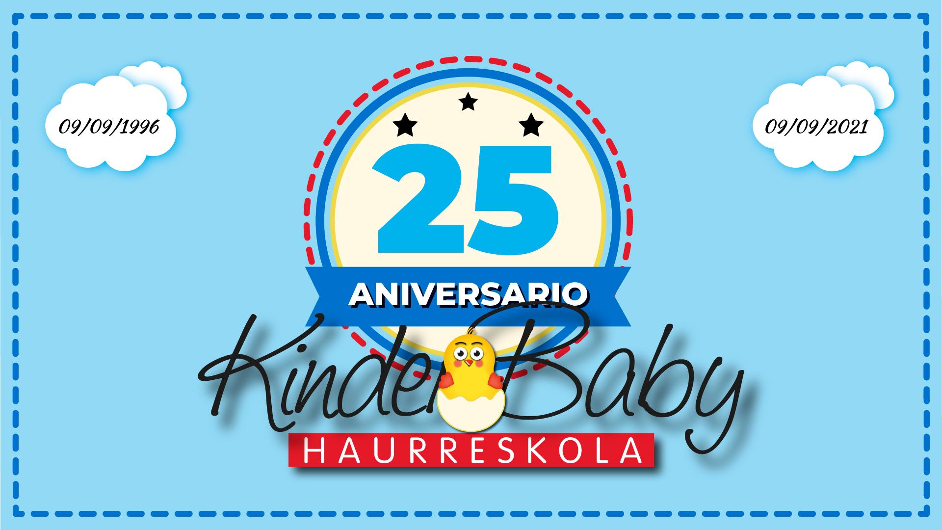 Lee más sobre el artículo 25º aniversario de Kinder Baby